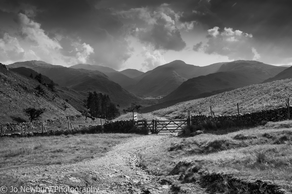 Jo Newbury Photography landscape Lake District Cumbria